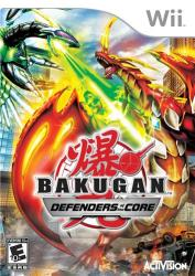 Activision Bakugan 2 Defenders of the Core (Wii)