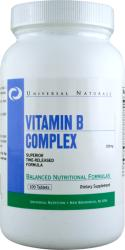 Universal Nutrition Vitamin B Complex 100 Tablets