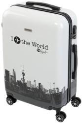 Kring Bintang Walk ABS+PC közepes bőrönd 65