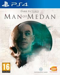 BANDAI NAMCO Entertainment The Dark Pictures Anthology Man of Medan (PS4)