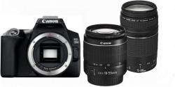 Canon EOS 250D + 18-55mm III + 75-300mm III (3454C016)