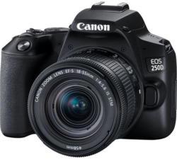 Canon EOS 250D + 18-55mm IS STM (3454C002AA/3458C001/3461C001) Digitális fényképezőgép