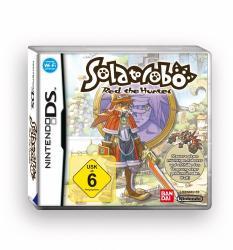 Nintendo Solatorobo Red the Hunter (Nintendo DS)