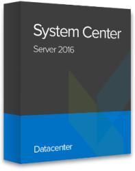 Microsoft System Center Server 2016 Datacenter