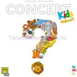 Repos Production Concept Kids: Animals - angol nyelvű társasjáték