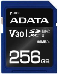 ADATA SDXC Premier Pro 256GB C10/U3/V30 ASDX256GUI3V30S-R