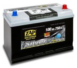 ZAP Silver 100Ah 750A Japan borna normala