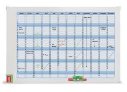 Nobo Organizator Performance saptamanal magnetic 90 x 60 cm Nobo E3048201 (3048201)