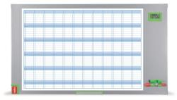 Nobo Organizator Performance Plus anual magnetic 104 x 60 cm Nobo E1902234 (1902234)