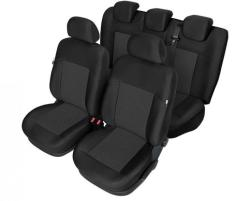 Set huse scaune auto Kegel Tailor Made pentru Audi A4 B8 , Fata si spat