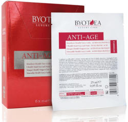 Byotea Skin Care Masca Ultra Lifting Pentru Fata Si Gat Cu Acid Hialuronic - Ultralift Mask Face And Neck Hyaluronic Acid - BYOTEA