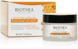 Byotea Skin Care Crema Pentru Fata Anti-Rid Cu Venin De Albine - Anti-Wrinkle Face Cream 50ml - BYOTEA