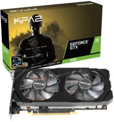 KFA2 GeForce GTX 1660 OC 6GB (60SRH7DSY91K)