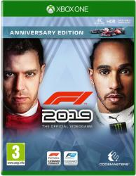 Codemasters F1 Formula 1 2019 [Anniversary Edition] (Xbox One)