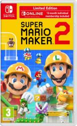 Nintendo Super Mario Maker 2 [Limited Edition] (Switch)