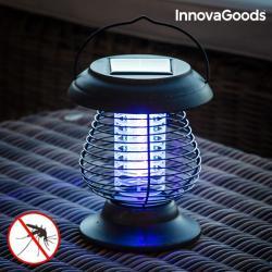 Szúnyogriasztó szolár lámpa SL-800