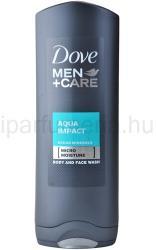 Dove Men+Care Aqua Impact Férfi Tusfürdő 250ml