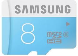 Samsung MicroSDHC 8GB Class 6 MB-MS08DA/EU