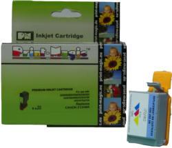 Utángyártott Canon BCI-15C Color