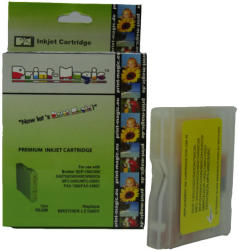 Compatibil Brother LC970Y Yellow