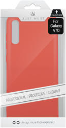 Just Must Husa Samsung Galaxy A70 Just Must Silicon Candy Red (JMSILCNDA70RD)