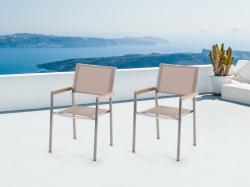 Vásárlás: Beliani Kerti asztal, kerti szék Árak