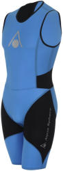 Aqua sphere phantom speedsuit women blue/black m Costum de baie dama
