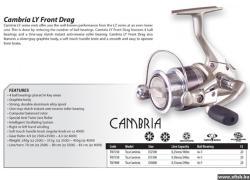 TICA Cambria LY FD 3000