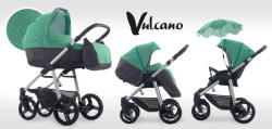 Bebetto Vulcano 2 in 1