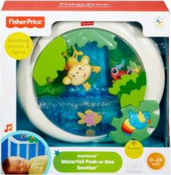 Fisher-Price Rainforest Waterfall Peek a Boo Soother K3800