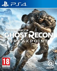 Ubisoft Tom Clancy's Ghost Recon Breakpoint (PS4)