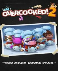 Team17 Overcooked! 2 Too Many Cooks Pack (PC)