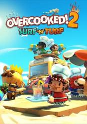Team17 Overcooked! 2 Surf 'n' Turf (PC)