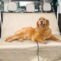 Защитна кучешка постелка за задна автомобилна седалка