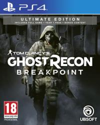 Ubisoft Tom Clancy's Ghost Recon Breakpoint [Ultimate Edition] (PS4)