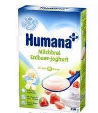 Humana Epres-joghurtos tejpép 250g