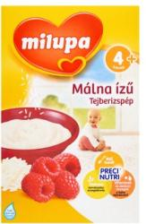 Milupa Tejberizspép Málna ízű 250 gr