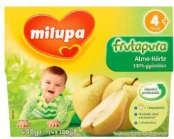 Milupa Frutapura Alma-Körte gyümölcspép 4x100g (4 hónapos kortól )