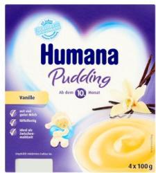Humana Puding Vanília 4x100g