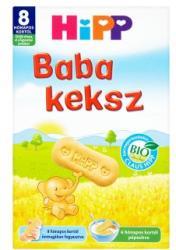 HiPP Babakeksz értékes biogabonával (150 gr. kb 26 db. ), 6 hónapos kortól