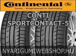 Continental ContiSportContact 5 XL 255/50 R19 107Y