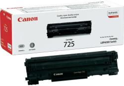 Canon CRG-725BK Black 3484B002