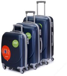 ORMI Ultra Light 3 db-os bőrönd szett (2010 3)