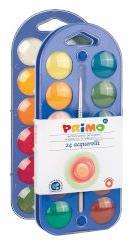 PrimoChill Водни бои с четка 24 цвята