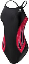 Tyr phoenix diamondfit black/red 24 Costum de baie dama