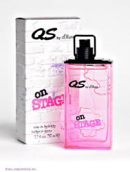 s.Oliver QS on Stage EDT 50ml Tester
