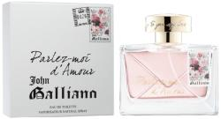 John Galliano Parlez-moi d'Amour EDT 80ml