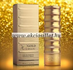 New Brand Gold Women EDP 100ml