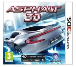 Ubisoft Asphalt 3D (3DS)