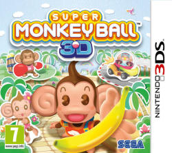 SEGA Super Monkey Ball 3D (3DS)